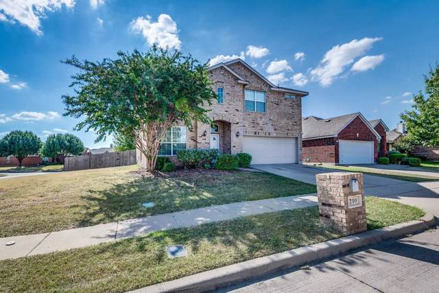 210 Bayfield Drive, Mansfield, TX 76063 (MLS #14204831) :: All Cities Realty