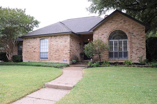 1045 Clubhouse Drive, Mansfield, TX 76063 (MLS #14204837) :: The Julie Short Team