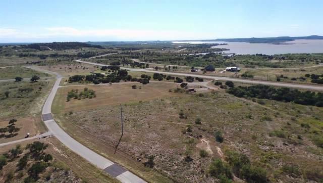 Lot 454 Canyon Wren Loop, Possum Kingdom Lake, TX 76449 (MLS #14204849) :: Robbins Real Estate Group