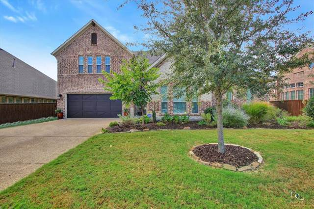 3007 Leesa Drive, Wylie, TX 75098 (MLS #14204851) :: Kimberly Davis & Associates