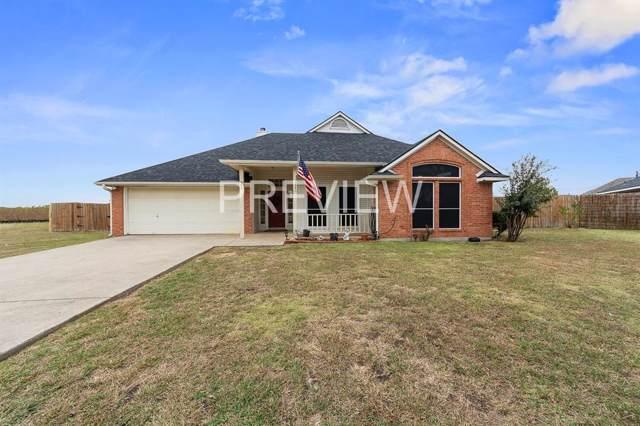 806 Birch Circle, Van Alstyne, TX 75495 (MLS #14204866) :: RE/MAX Town & Country