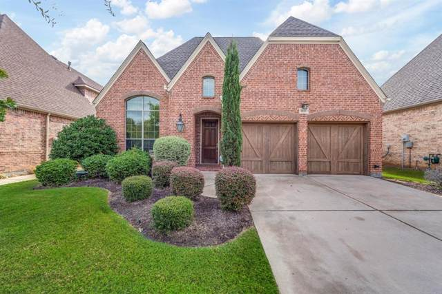 8821 Cypress Creek Road, Lantana, TX 76226 (MLS #14204895) :: RE/MAX Town & Country