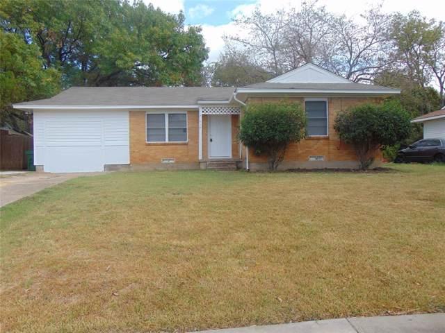417 Meadowbrook Drive, Arlington, TX 76010 (MLS #14204899) :: All Cities Realty