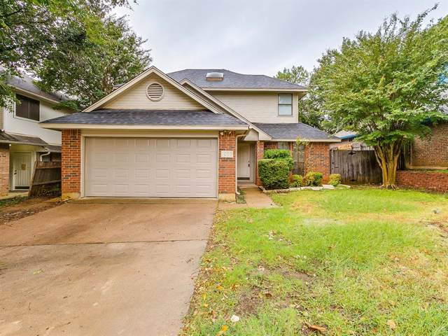 1209 Hillwood Way, Grapevine, TX 76051 (MLS #14204906) :: Acker Properties