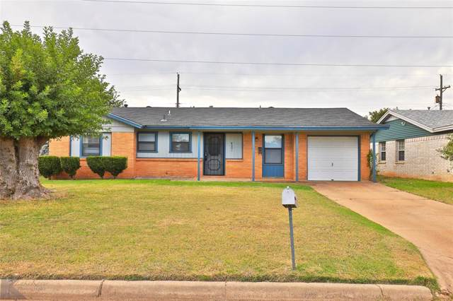 4501 State Street, Abilene, TX 79603 (MLS #14204907) :: All Cities Realty