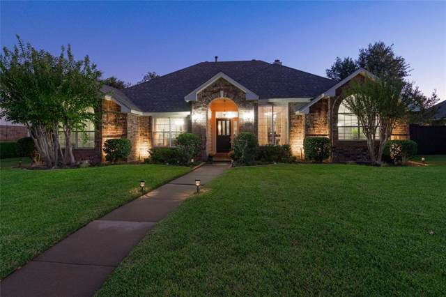 3604 Longbow Lane, Plano, TX 75023 (MLS #14204908) :: Hargrove Realty Group
