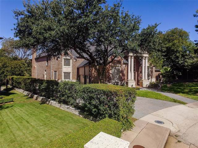 17607 Cedar Creek Canyon Drive, Dallas, TX 75252 (MLS #14204912) :: The Good Home Team