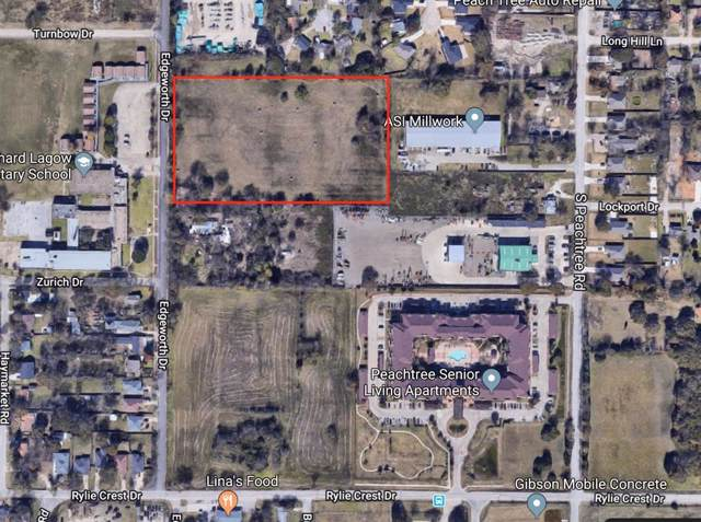 600 Edgeworth Drive, Balch Springs, TX 75180 (MLS #14204915) :: The Tierny Jordan Network