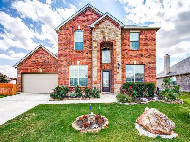 1617 Enchanated Sky Lane, Haslet, TX 76052 (MLS #14204940) :: Lynn Wilson with Keller Williams DFW/Southlake
