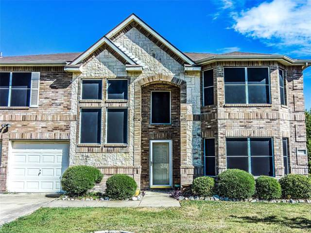 1102 Bainbridge Lane, Forney, TX 75126 (MLS #14204942) :: The Chad Smith Team