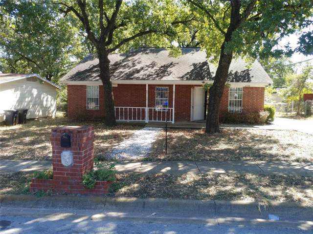 6508 Ramey Avenue, Fort Worth, TX 76112 (MLS #14204943) :: All Cities Realty