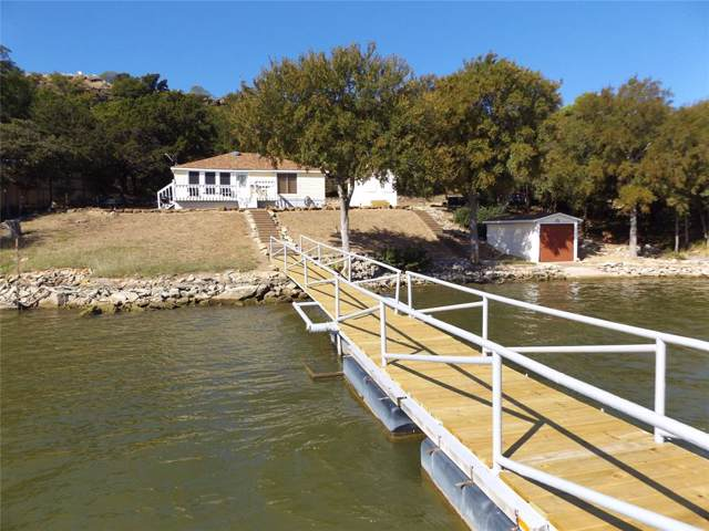 3625 Brandy Road, Possum Kingdom Lake, TX 76429 (MLS #14204965) :: Real Estate By Design