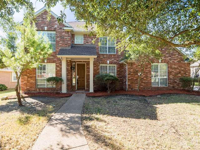307 Brookwood Forest Drive, Sunnyvale, TX 75182 (MLS #14204966) :: Tenesha Lusk Realty Group