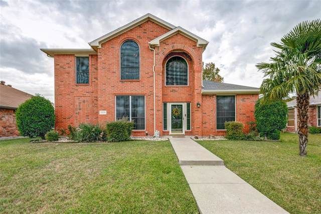 1325 Williams Creek, Mesquite, TX 75181 (MLS #14204970) :: Lynn Wilson with Keller Williams DFW/Southlake
