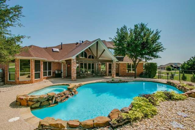 140 Thornhill Circle, Double Oak, TX 75077 (MLS #14204979) :: Baldree Home Team