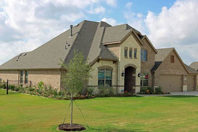 5208 Trail House Way, Mckinney, TX 75071 (MLS #14204993) :: The Good Home Team