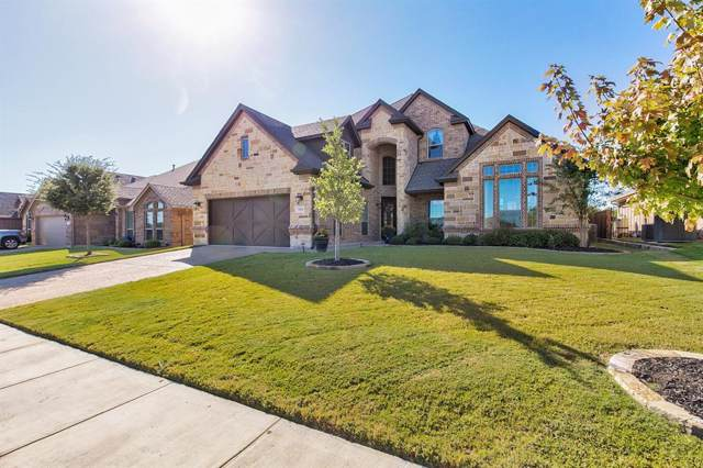 7252 Prestwick Terrace, Benbrook, TX 76126 (MLS #14204995) :: RE/MAX Town & Country