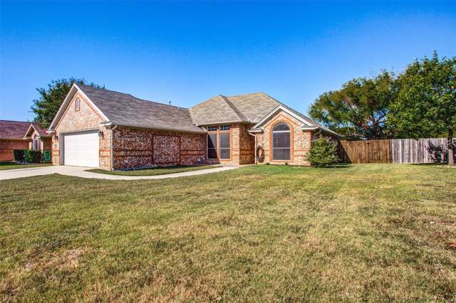 117 N Point Drive, Krum, TX 76249 (MLS #14204999) :: The Tierny Jordan Network