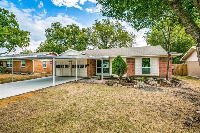 2700 Driftwood Drive, Mesquite, TX 75150 (MLS #14205026) :: Kimberly Davis & Associates