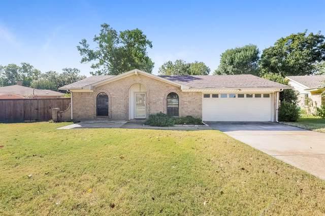 1005 Atlanta Drive, Bedford, TX 76022 (MLS #14205049) :: Lynn Wilson with Keller Williams DFW/Southlake