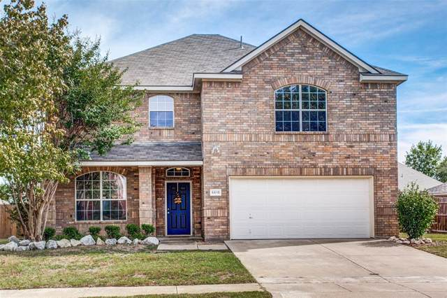 5815 Weathered Trail, Grand Prairie, TX 75052 (MLS #14205054) :: RE/MAX Town & Country