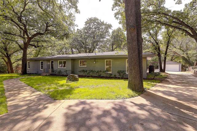1305 Cooper Drive, Irving, TX 75061 (MLS #14205067) :: RE/MAX Town & Country