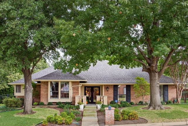 2701 Shadow Drive W, Arlington, TX 76006 (MLS #14205098) :: The Real Estate Station