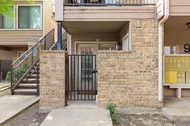 9817 Walnut Street #113, Dallas, TX 75243 (MLS #14205101) :: The Mitchell Group