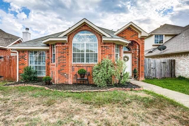 2404 Baretta Drive, Mesquite, TX 75181 (MLS #14205109) :: Lynn Wilson with Keller Williams DFW/Southlake