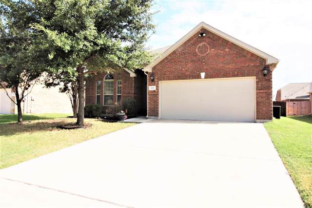 833 Misty Oak Trail, Burleson, TX 76028 (MLS #14205112) :: The Mitchell Group