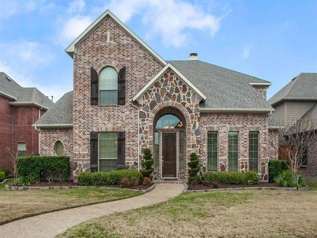424 Water Bridge, Lewisville, TX 75056 (MLS #14205119) :: RE/MAX Town & Country
