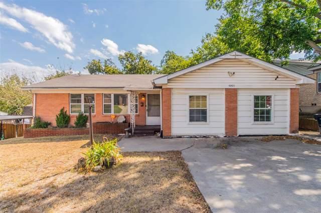 4805 Glade Street, Fort Worth, TX 76114 (MLS #14205123) :: Lynn Wilson with Keller Williams DFW/Southlake