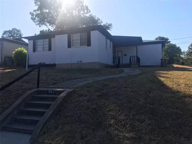 5511 Stratton Drive, Dallas, TX 75241 (MLS #14205145) :: Kimberly Davis & Associates