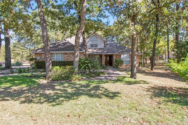 106 Pinehurst Drive, Mabank, TX 75156 (MLS #14205154) :: Kimberly Davis & Associates