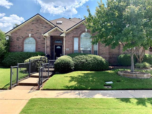 1432 Sunswept Terrace, Lewisville, TX 75077 (MLS #14205158) :: Lynn Wilson with Keller Williams DFW/Southlake