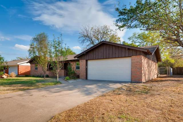 1015 Keechi Street, Weatherford, TX 76086 (MLS #14205168) :: Real Estate By Design