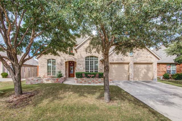 2428 Trailview Drive, Little Elm, TX 75068 (MLS #14205170) :: The Chad Smith Team