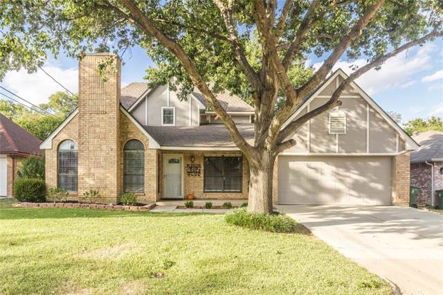 705 Meadowdale Road, Arlington, TX 76017 (MLS #14205181) :: Lynn Wilson with Keller Williams DFW/Southlake