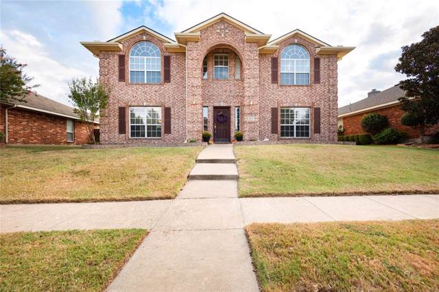 5517 Vineyard Lane, Mckinney, TX 75070 (MLS #14205192) :: The Real Estate Station
