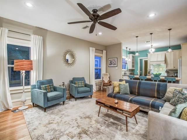 225 N Marlborough Avenue, Dallas, TX 75208 (MLS #14205222) :: Van Poole Properties Group