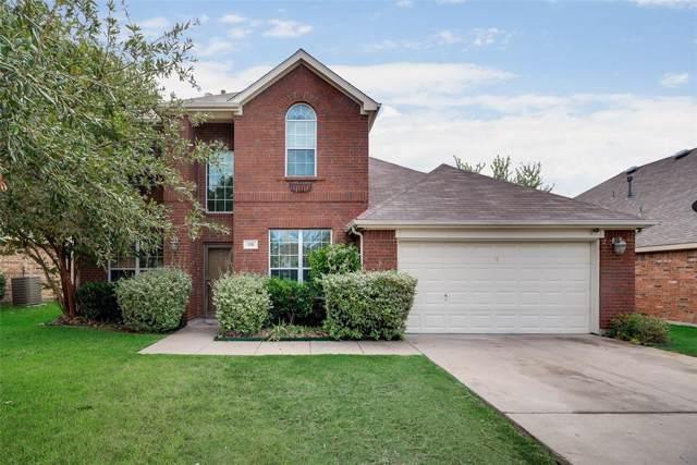 110 Millington Trail, Mansfield, TX 76063 (MLS #14205223) :: Lynn Wilson with Keller Williams DFW/Southlake