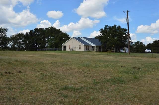 2831 Old Mineral Wells Highway, Weatherford, TX 76088 (MLS #14205226) :: The Tierny Jordan Network