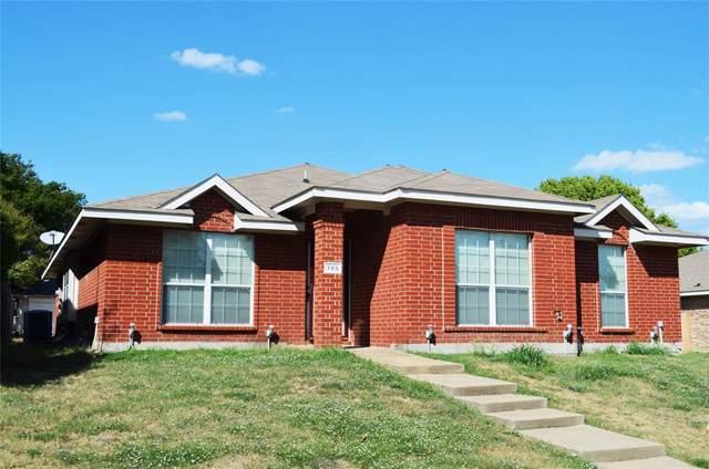 789 Eldorado Drive, Desoto, TX 75115 (MLS #14205247) :: Century 21 Judge Fite Company