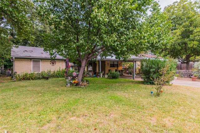 5520 Gilbow Avenue, River Oaks, TX 76114 (MLS #14205253) :: Lynn Wilson with Keller Williams DFW/Southlake