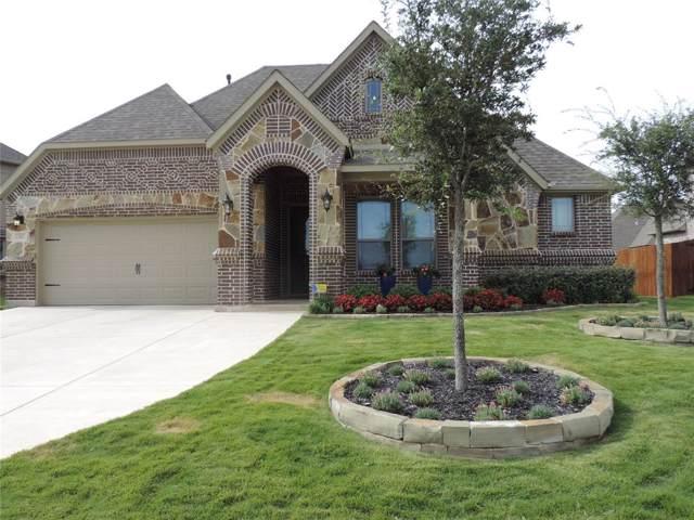 542 Big Bend Drive, Keller, TX 76248 (MLS #14205256) :: EXIT Realty Elite