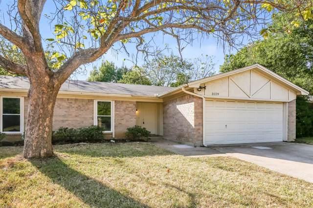 3129 Meadow Wood Lane, Bedford, TX 76021 (MLS #14205290) :: Lynn Wilson with Keller Williams DFW/Southlake