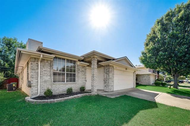 6832 Buenos Aires Drive, North Richland Hills, TX 76180 (MLS #14205295) :: Frankie Arthur Real Estate