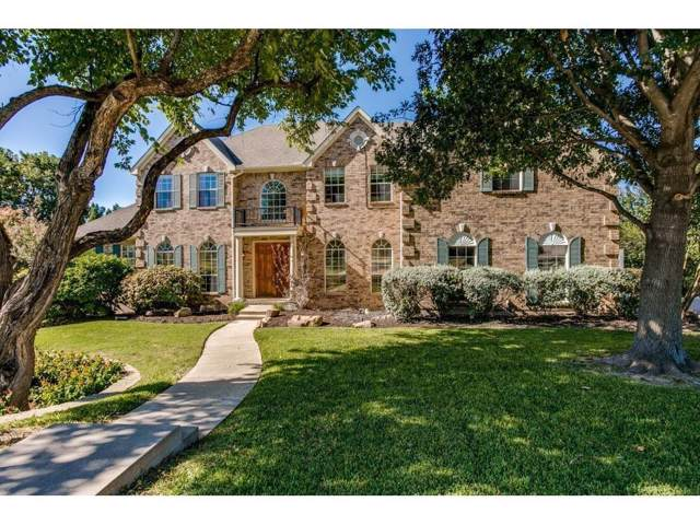 406 Wood Duck Lane, Mckinney, TX 75072 (MLS #14205296) :: The Real Estate Station