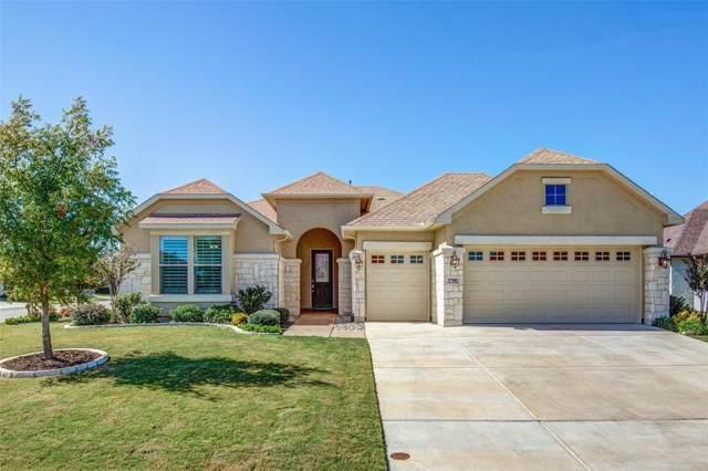 9708 Orangewood Trail, Denton, TX 76207 (MLS #14205307) :: The Hornburg Real Estate Group