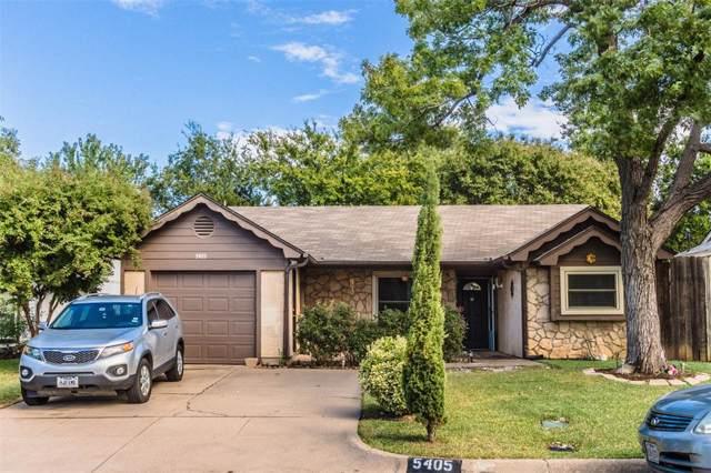 5405 Safari Trail, Arlington, TX 76018 (MLS #14205315) :: Kimberly Davis & Associates